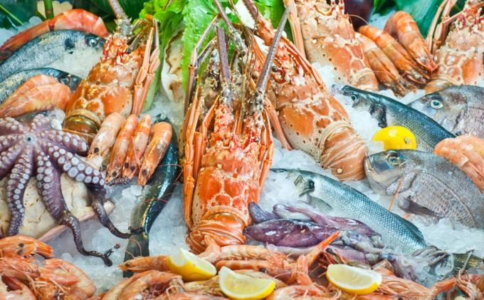 Is bulk seafood expensive in Australia?